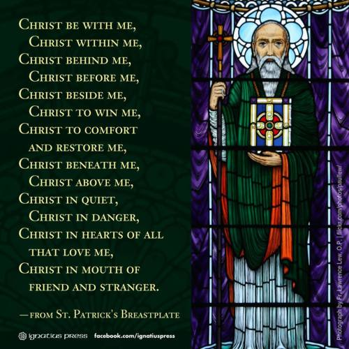 Christ be with me