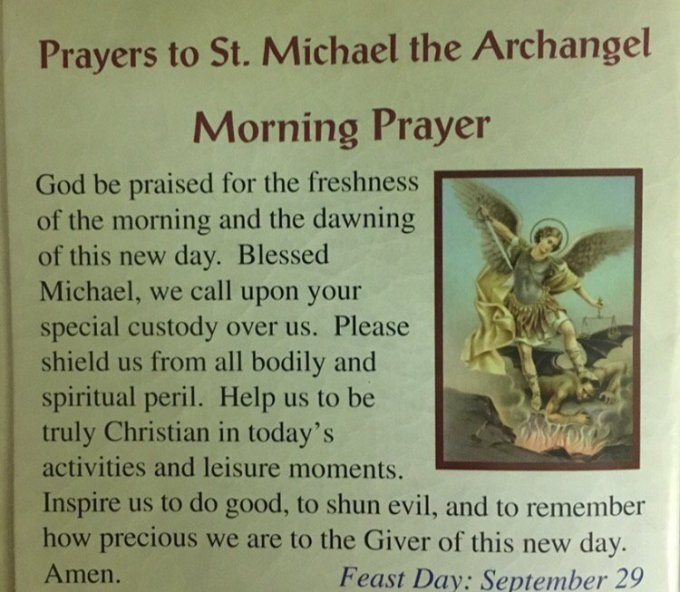 st-michael-morning-prayer