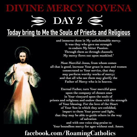 Divine Mercy Novena 2